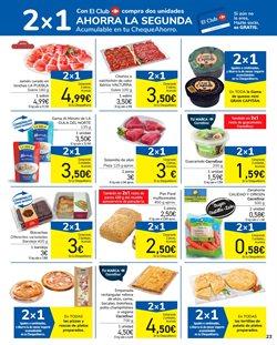 Ofertas de Bandeja en Carrefour