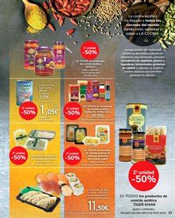 Ofertas de Comida japonesa en Carrefour