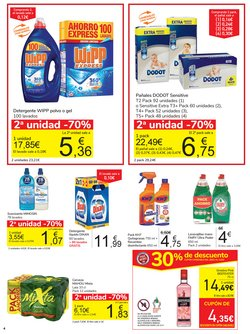 Ofertas de Dixan en Carrefour