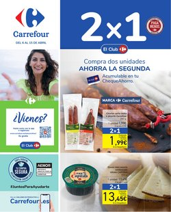 Catálogo Carrefour ( Caduca hoy)