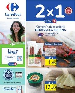 Catálogo Carrefour ( Caduca mañana)