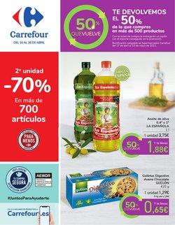 Ofertas de smartphones en el catálogo de Carrefour ( 7 días más)