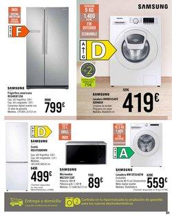 Ofertas de Samsung en el catálogo de Carrefour ( 26 días más)