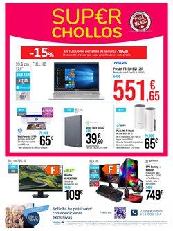 Ofertas de HP en el catálogo de Carrefour ( 16 días más)