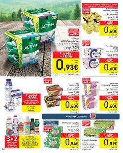 Ofertas de Activia en el catálogo de Carrefour ( 10 días más)