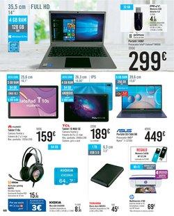 Ofertas de HP en el catálogo de Carrefour ( 9 días más)