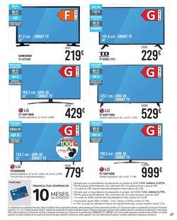 Ofertas de Samsung en el catálogo de Carrefour ( 7 días más)