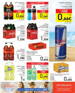 Ofertas de Red Bull en el catálogo de Carrefour ( 6 días más)
