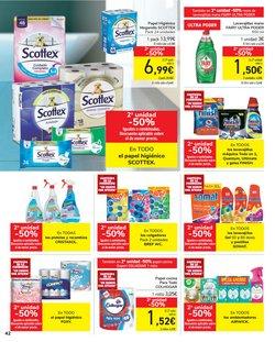 Ofertas de Puleva en el catálogo de Carrefour ( Caduca hoy)
