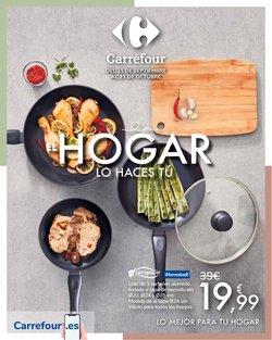 Ofertas de Hogar y Muebles en el catálogo de Carrefour ( 27 días más)