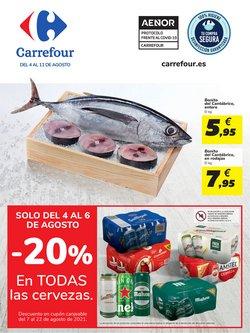 Ofertas de Hiper-Supermercados en el catálogo de Carrefour ( Publicado hoy)