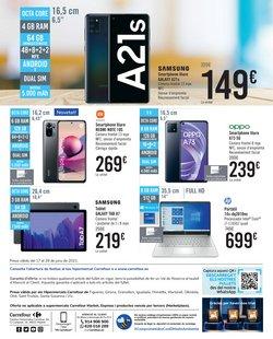 Ofertas de Xiaomi en el catálogo de Carrefour ( 7 días más)