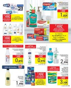 Ofertas de Sanex en el catálogo de Carrefour ( 5 días más)