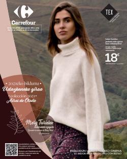 Ofertas de Ropa, Zapatos y Complementos en el catálogo de Carrefour ( Publicado ayer)
