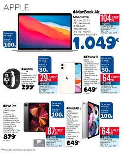 Ofertas de Apple en el catálogo de Carrefour ( 2 días más)
