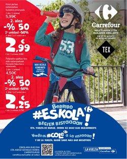 Ofertas de Ropa, Zapatos y Complementos en el catálogo de Carrefour ( Caduca mañana)