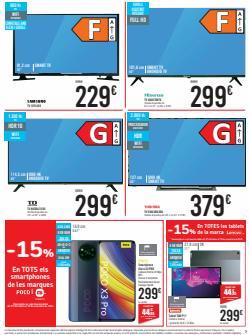 Ofertas de Samsung en el catálogo de Carrefour ( Caduca mañana)