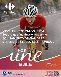 Ofertas de Deporte en el catálogo de Carrefour ( 11 días más)