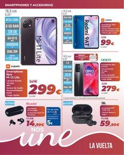Ofertas de Xiaomi en el catálogo de Carrefour ( 9 días más)
