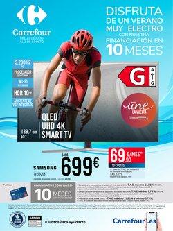 Ofertas de Informática y Electrónica en el catálogo de Carrefour ( 3 días más)