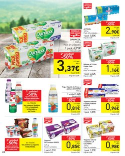 Ofertas de Activia en el catálogo de Carrefour ( 3 días más)