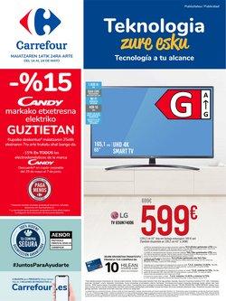Ofertas de Informática y Electrónica en el catálogo de Carrefour ( 6 días más)