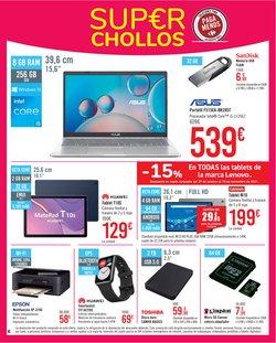 Ofertas de Lenovo en el catálogo de Carrefour ( 2 días más)