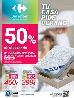 Ofertas de Hogar y Muebles en el catálogo de Carrefour ( 19 días más)