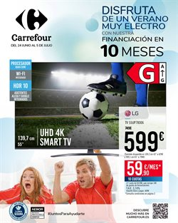 Ofertas de Carrefour en el catálogo de Carrefour ( Publicado hoy)