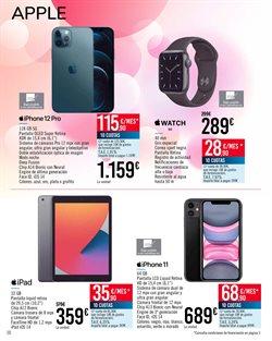 Ofertas de Apple en el catálogo de Carrefour ( Publicado ayer)