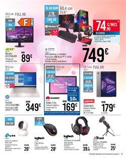Ofertas de HP en el catálogo de Carrefour ( 5 días más)