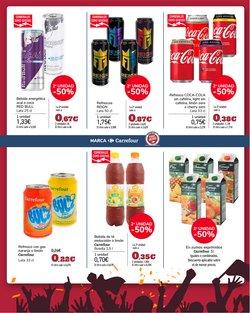 Ofertas de Red Bull en el catálogo de Carrefour ( 3 días más)