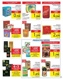 Ofertas de Nescafé en el catálogo de Carrefour ( 8 días más)