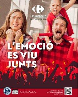Ofertas de Carrefour en el catálogo de Carrefour ( 8 días más)