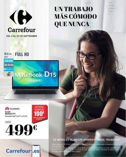 Ofertas de Hogar y Muebles en el catálogo de Carrefour ( 6 días más)