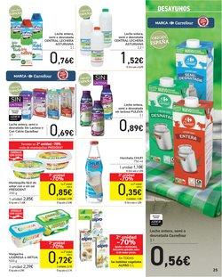 Ofertas de Puleva en el catálogo de Carrefour ( Publicado hoy)