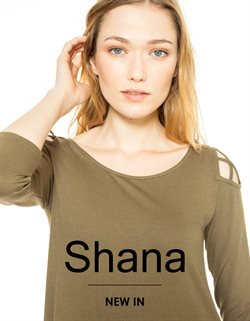 Ofertas de Shana  en el folleto de Madrid