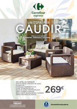 Catálogo Carrefour Express ( Más de un mes)