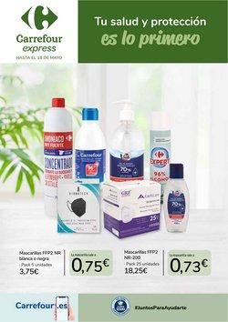 Catálogo Carrefour Express ( 10 días más)
