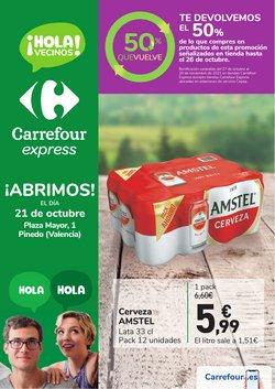 Catálogo Carrefour Express ( Publicado hoy)