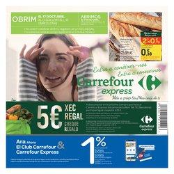 Ofertas de Carrefour Express  en el folleto de Badalona