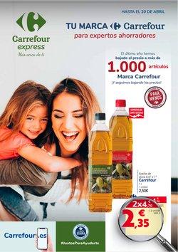 Catálogo Carrefour Express ( 8 días más)