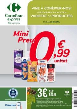 Catálogo Carrefour Express ( 5 días más)