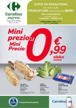 Catálogo Carrefour Express ( 2 días más)