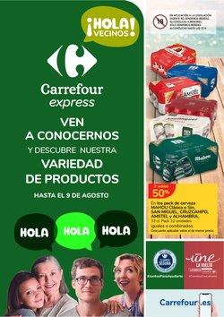 Ofertas de Carrefour Express en el catálogo de Carrefour Express ( 6 días más)