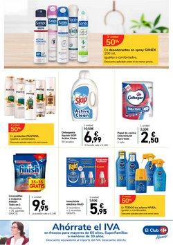 Ofertas de Sanex en el catálogo de Carrefour Express ( Publicado ayer)