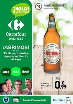 Ofertas de Hiper-Supermercados en el catálogo de Carrefour Express ( 4 días más)