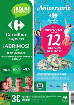 Ofertas de Carrefour Express en el catálogo de Carrefour Express ( 5 días más)