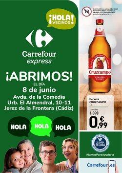Ofertas de Carrefour Express en el catálogo de Carrefour Express ( 9 días más)