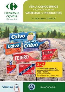 Ofertas de Carrefour Express en el catálogo de Carrefour Express ( 28 días más)